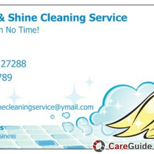 Sparkle-and-shine-cleaning-service